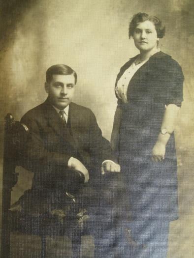 HenryStanfordStrader & Bessie nee Kirkwood Strader